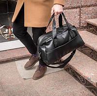 Сумка кожаная Philipp Plein дорожные и городские сумки