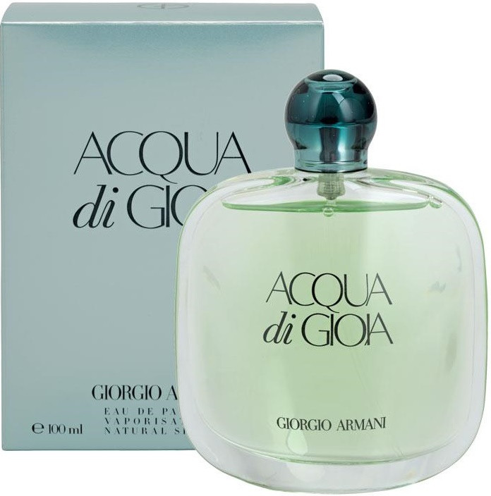 Женская парфюмированная вода Giorgio Armani Acqua di Gioia Parfum (100 мл)