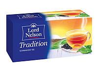 Чай черный в пакетиках Lord Nelson Tradition