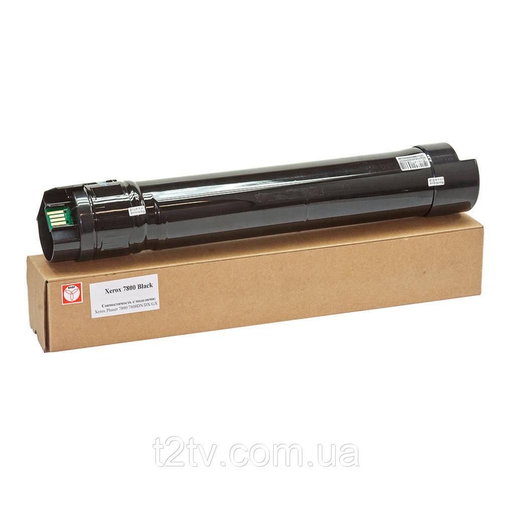 Картридж BASF для Xerox Phaser 7800 Black (BX7800B)