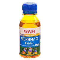 Чернила WWM EPSON L110/L210/L355 100g Yellow (E64/Y-2)