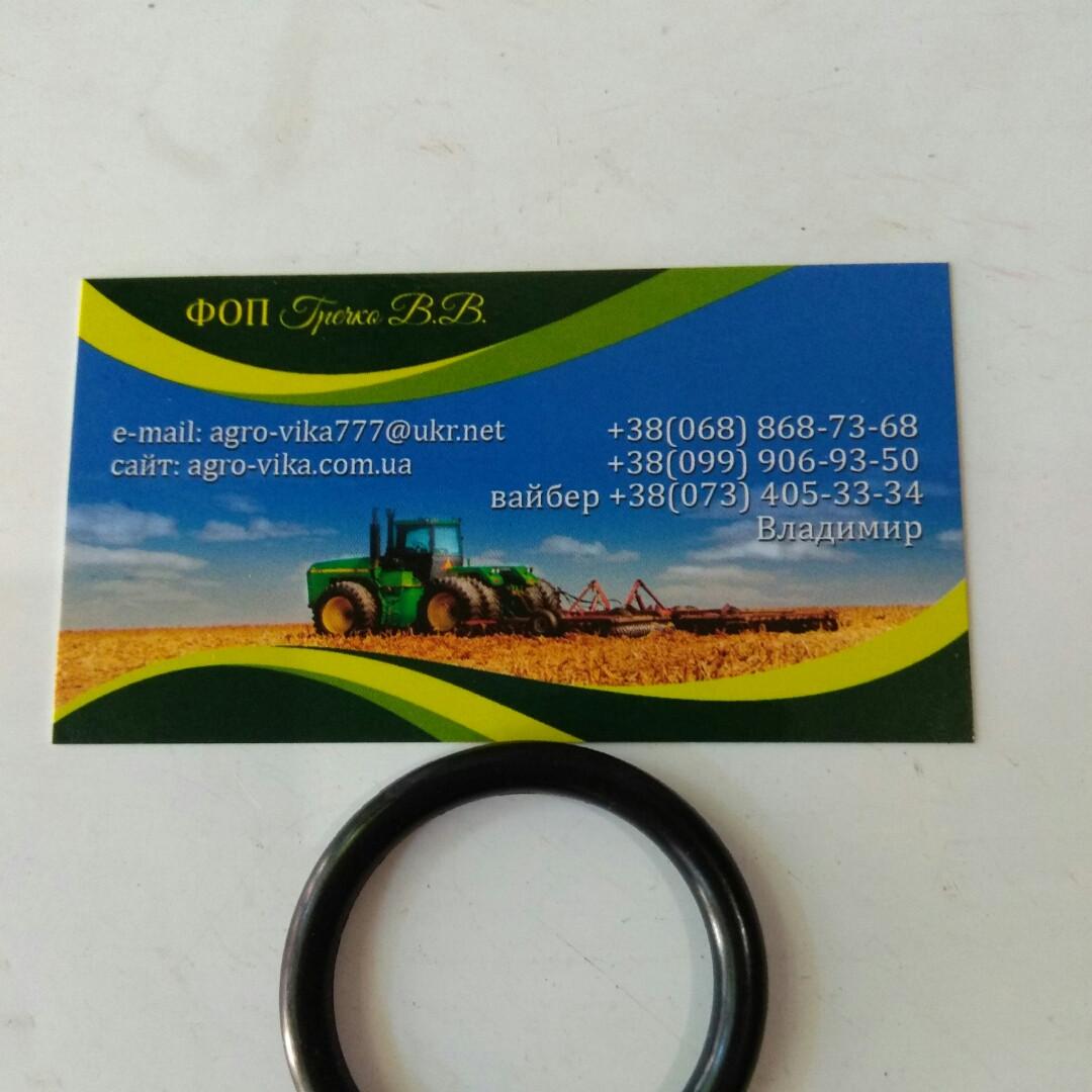 Кольцо уплотнительное , резиновое, на клапан 35*5