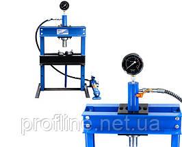 Пресс гидравлический настольный 12 тонн Profline 97352, фото 3