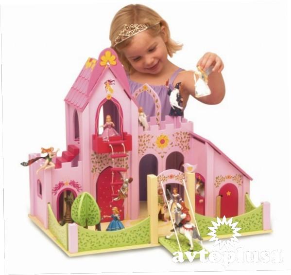 Купить детскую игрушку для девочек в Украине