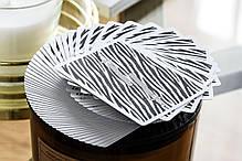 Карти гральні   King Slayer: Zebra by Ellusionist, фото 3