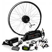 Электронаборы для велосипедов