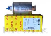 Фильтр топливный Bosch ВАЗ 2108 - 2112, ВАЗ 21214 гайка