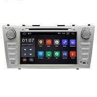 Штатная магнитола Toyota Camry 40 Android 8.0 WIFI 3G навигация