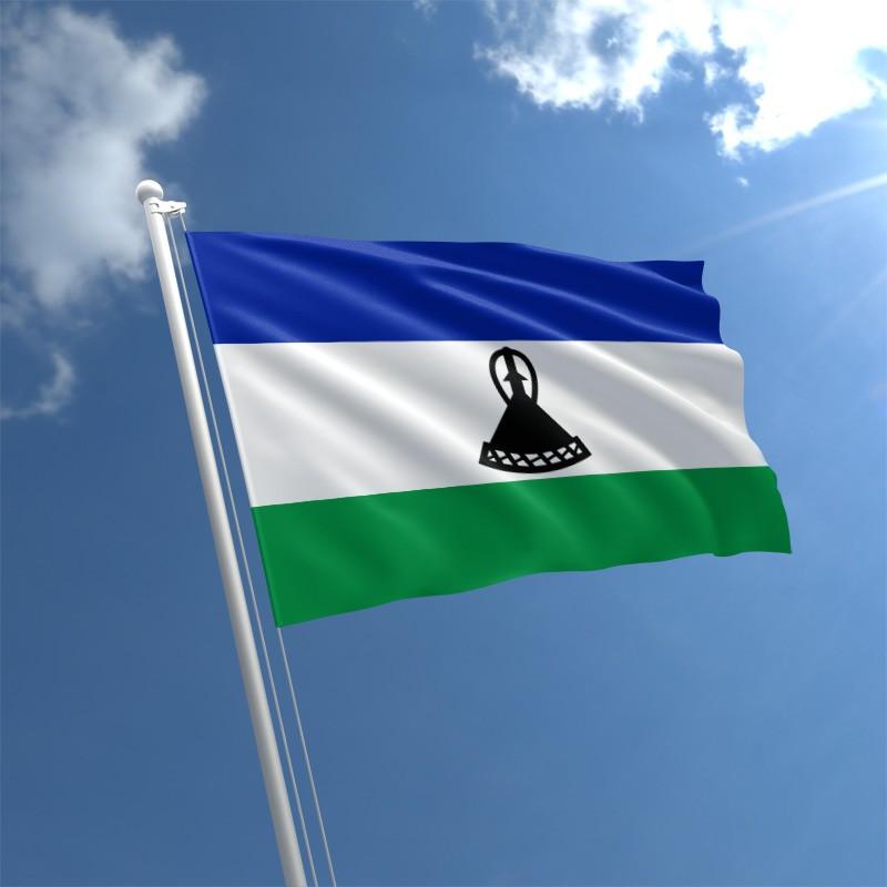 Прапор Лесото