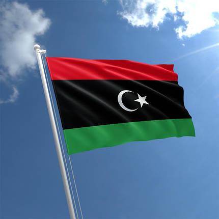 Флаг Ливии, фото 2