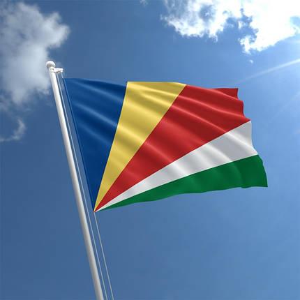 Флаг Сейшельских Островов, фото 2