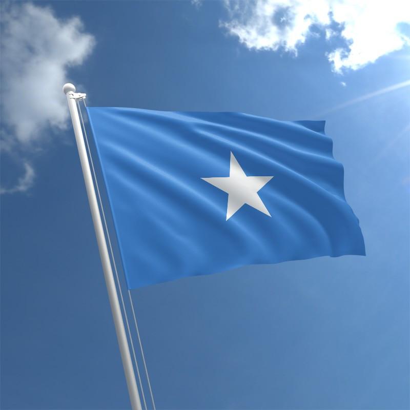 Флаг Сомали