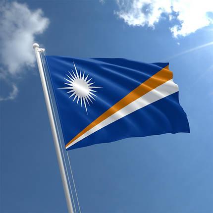 Флаг Маршалловых Островов, фото 2