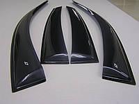 """Дефлекторы окон ветровики Audi Q7 5d 2005-2010; 2010-2015 """"VL-Tuning"""", фото 1"""