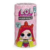 Кукла Лол Lol Hairgoals с волосами 5 сезон 2 волна Оригинал!