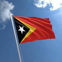 Прапор Східного Тимору