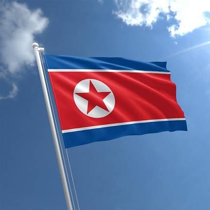 Флаг Северной Кореи, фото 2