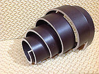 Заготовки для ремней, цв т.коричневый РАСТИТЕЛЬНОЕ ДУБЛЕНИЕ