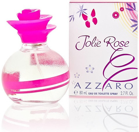 Женская туалетная вода Jolie Rose Azzaro  (80 мл )