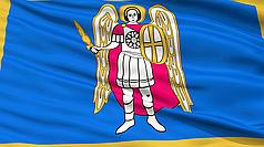 Прапор Києва  Promo (2,25х1,5 м)