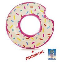 Надувной круг Intex 56265 Пончик 107 см