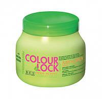 Лечебная маска 500мл. для окрашенных волос рН 3.0 Мидопла  Midopla Maschera Capillare Colour Lock BES