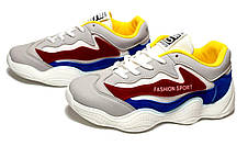 Кросівки жіночі стильні Розпродаж 36 розмір, фото 2