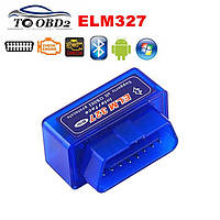 Мини ELM327 Bluetooth OBD сканер