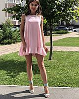 Женское платье с креп-батист Poliit 8606, фото 1