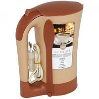 Электрочайник МИНУТКА Maxi 0.9 л 1000 Вт компактный коричневый