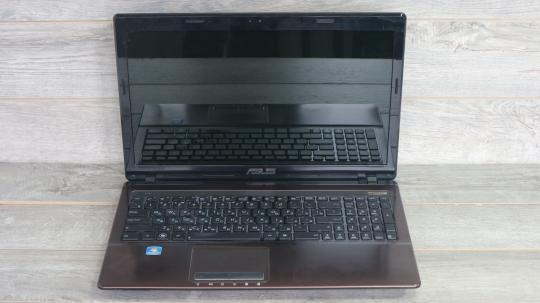 Б/У Игровой ноутбук Asus K55vd B970/8Gb/500Gb/Nvidia GeForce GT 610M-2Gb
