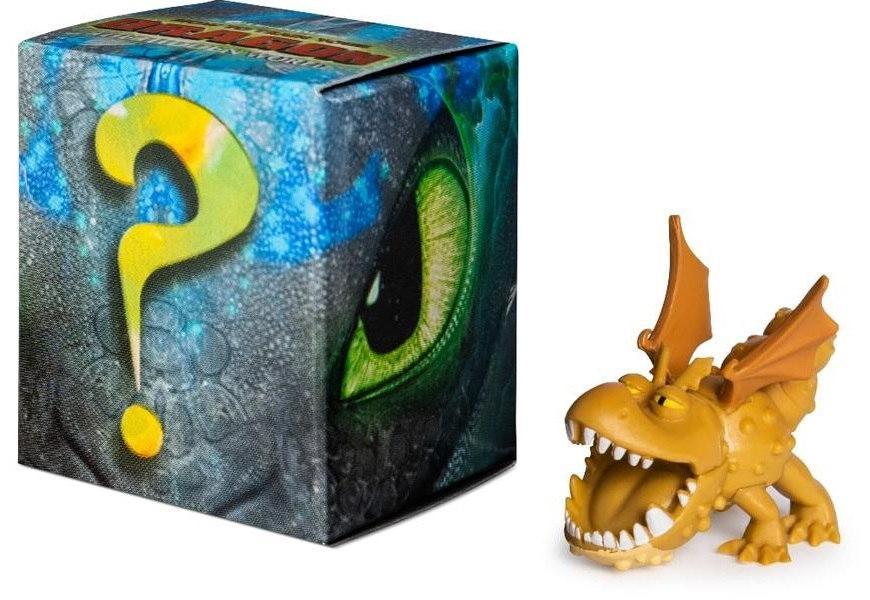 Как приручить дракона 3: набор из дракона Сардельки и тайного героя SM66622/7144 Spin Master