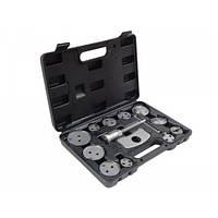 Набор инструментов для обслуживания тормозных цилиндров 13пр.Forsage