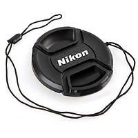 Защитная крышка для объектива Nikon 52 mm.