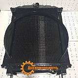 Радіатор водяного охолодження ЮМЗ з дв.Д65 (4-х рядн.) (пр-во р. Оренбург), фото 2