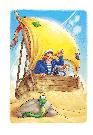 Урфін Джус і його дерев'яна яні солдати. Автор Олександр Волков, фото 4