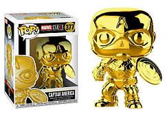 Фигурка Funko Pop Фанко ПопMarvel Studios 10 Captain AmericaCh Марвел Капитан Америка10 cмМS CA377