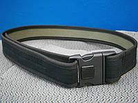 Ремінь тактичний чорний,  розмір № 4. Ремень тактический.