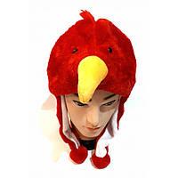 Шапка-Маска Попугай