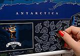 Морська скретч карта світу My Map Discovery edition ENG в тубусі + безкоштовний постер з прапорами, фото 5