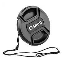 Защитная крышка для объектива Canon 52 mm.