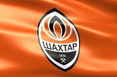 Флаг ФК Шахтер