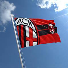 Флаг ФК Милан