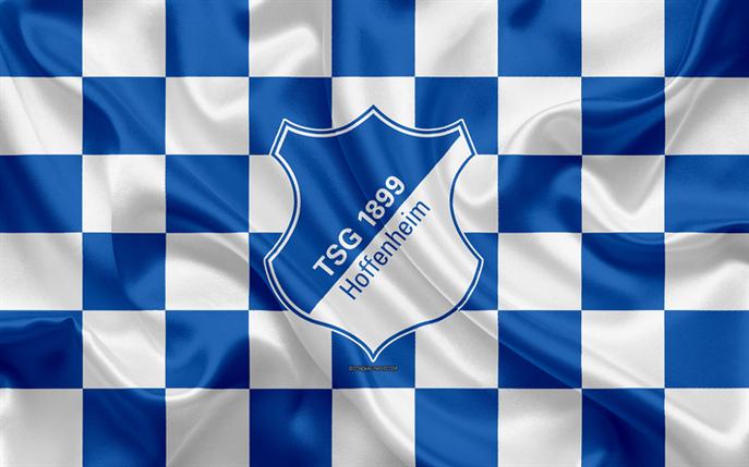 Флаг ФК Хоффенхайм, фото 2