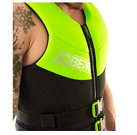 Жилет страхувальний Neoprene Vest Men Lime Green , фото 1