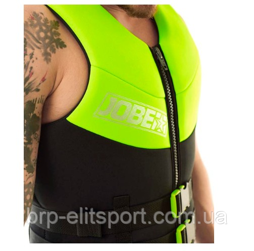 Жилет страхувальний Neoprene Vest Men Lime Green