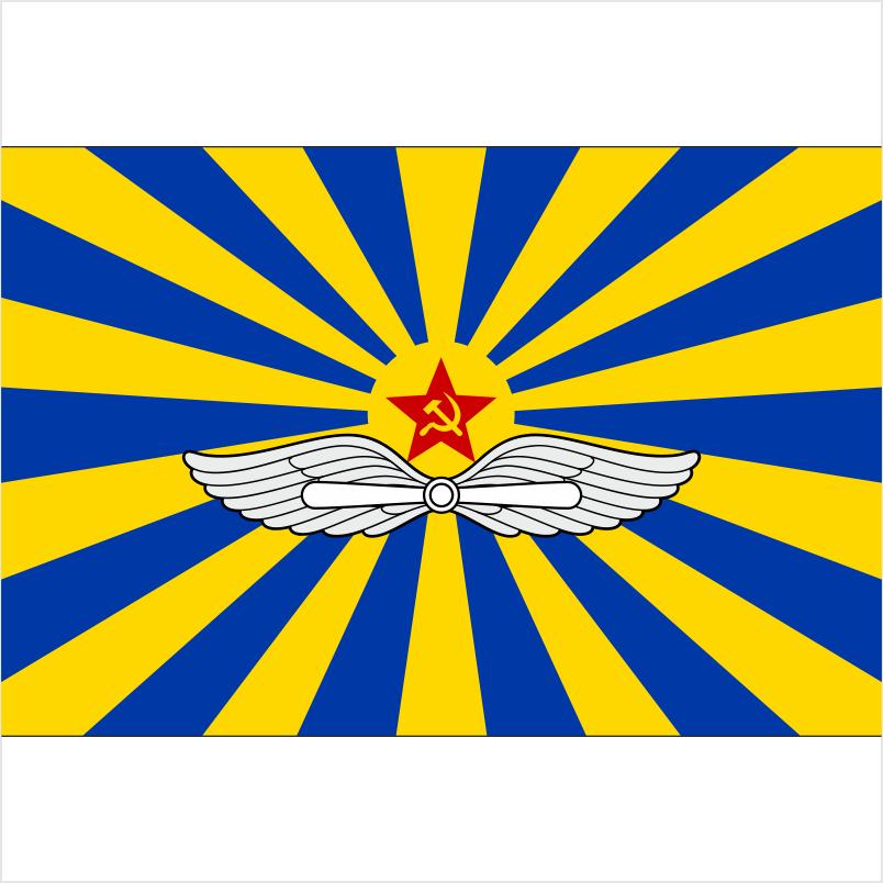 Флаг Воздушних сил Украины