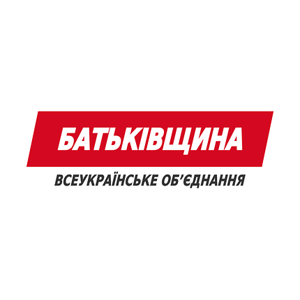 Флаг объединения Батькивщина, фото 2