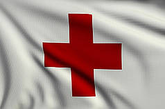 Прапор Червоного Хреста