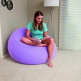 75052 BW, BestWay, Надувне крісло Inflate-A-Chair 112х112х66 см,, фото 5